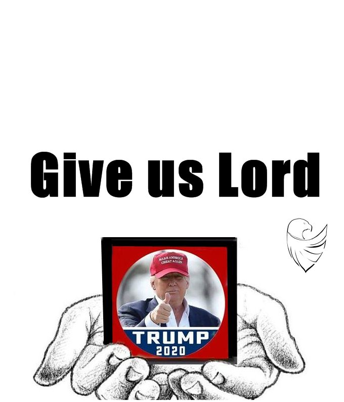America and President Donald Trump