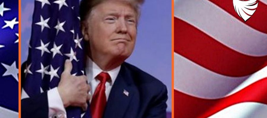 GUILFOYLE: THANKS TO PRESIDENT TRUMP, AMERICA'S FLAG IS RESPECTED AGAIN — LET'S CELEBRATE THEM BOTH!
