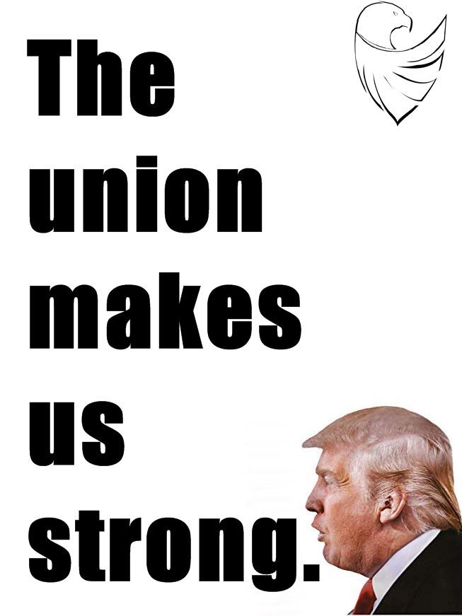 The union makes us strong