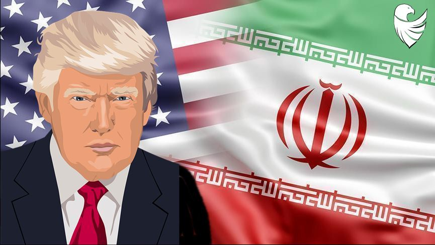 President Donald Tramp said he was still considering military action against Iran