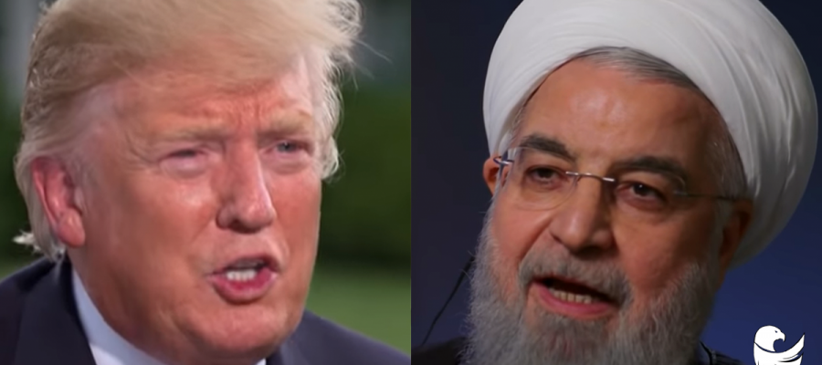 "Trump Warns War With Iran Would Be ""Obliteration Like You've Never Seen Before"""