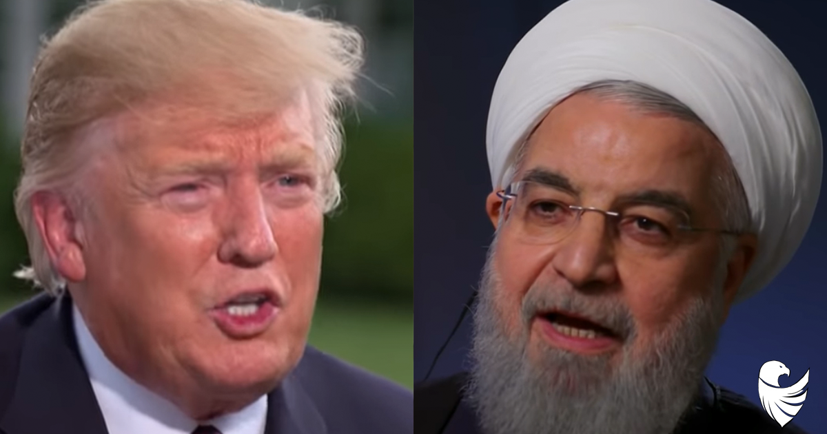 """Trump Warns War With Iran Would Be """"Obliteration Like You've Never Seen Before"""""""
