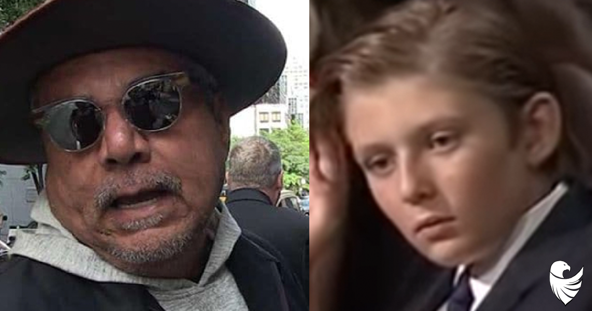 "George Lopez Mocks Barron, Demands ICE Deport Trump's ""Anchor Baby"" Children"