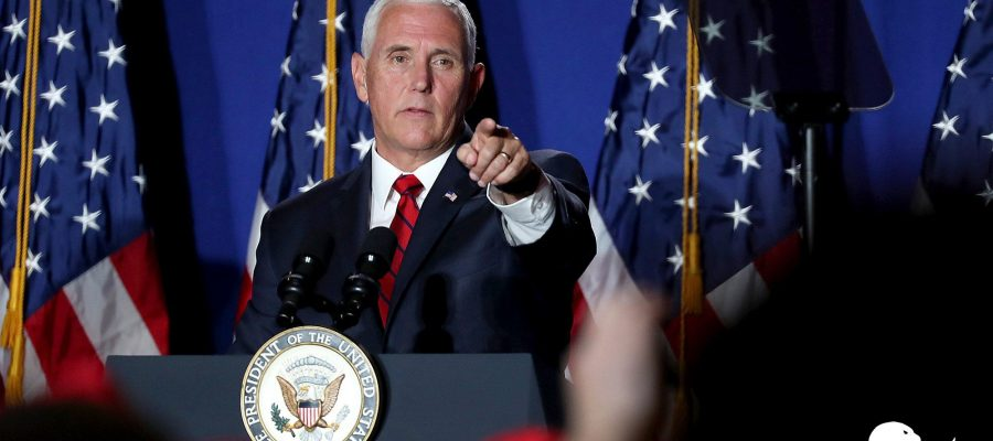 Pence touts Latino support for Trump in Miami ahead of Democratic debates