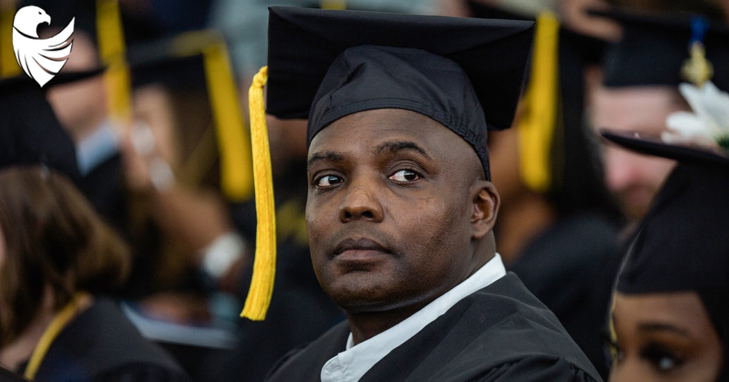 A 'Second Chance' After 27 Years in Prison: How Criminal Justice Helped an Ex-Inmate Graduate