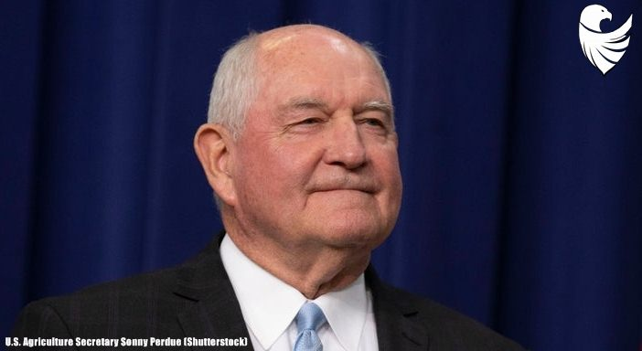 U.S. Agriculture Secretary Sonny Perdue Visits San Diego County