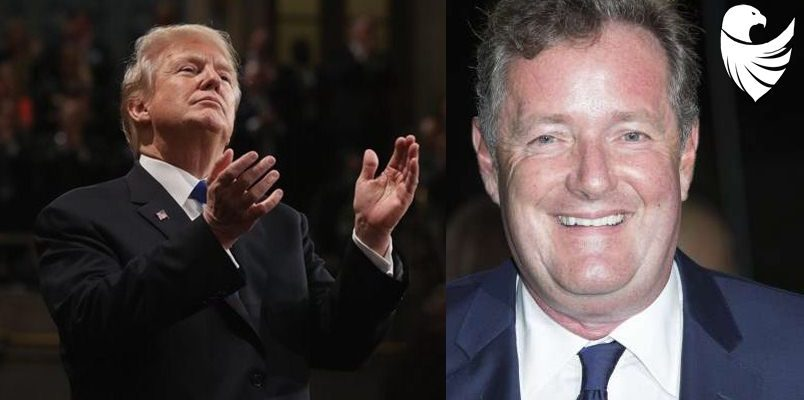 Piers Morgan: Forget The Polls, Trump Will Win Easily