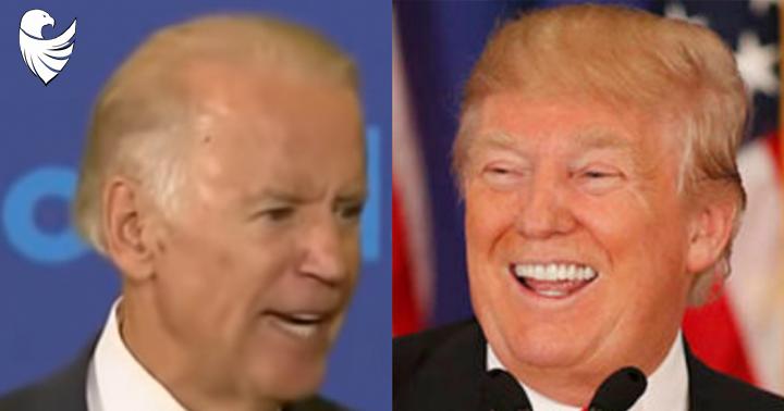 Trump Announces Massive Fundraising Haul While Biden's Chances Plummet