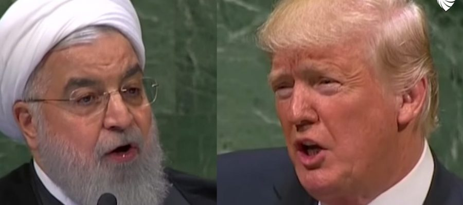 """Totally False"" Trump Responds to Iran Claim They Captured CIA Spies"