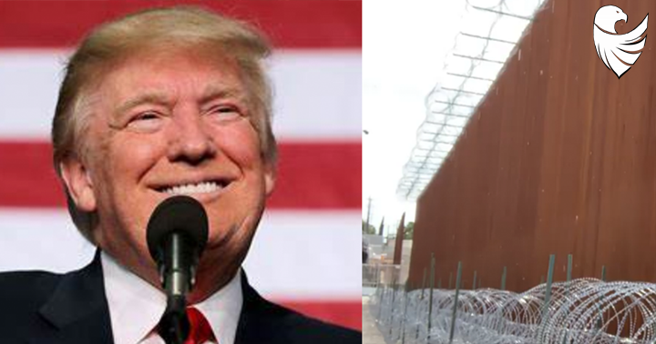 205 Miles of New Replacement Border Barriers Completed