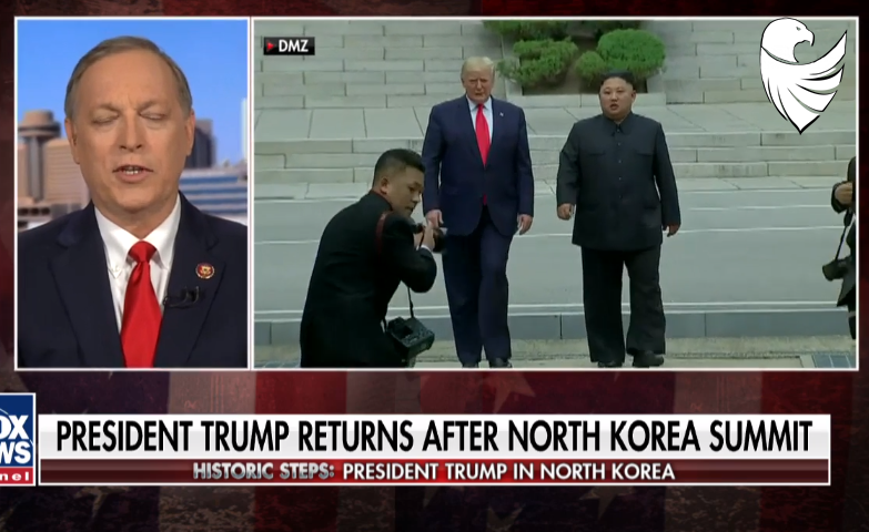 Fred Fleitz: Trump proves critics wrong as he advances his North Korea policy with Kim meeting