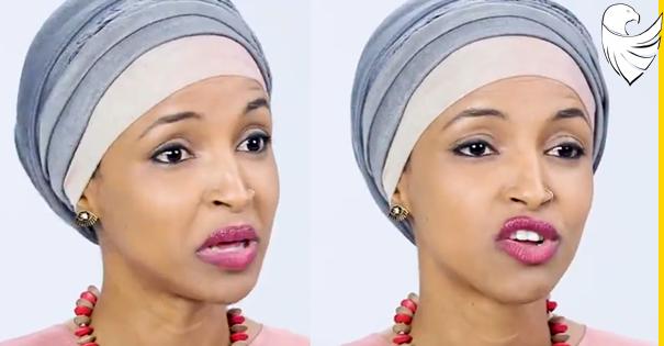 "Omar Releases Video on What ""True Patriotism"" Is, Backfires Immediately"