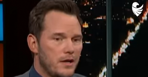 Chris Pratt Attacked By Leftist Mob for Wearing Patriotic Shirt, Conservatives Fight Back