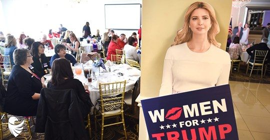 Opinion: Women can feel confident voting for Trump