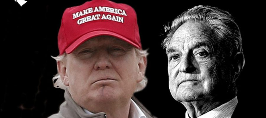 Soros raised hell on earth