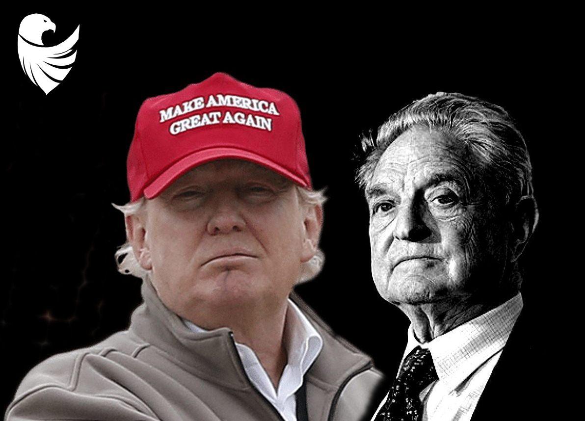 Soros raised hell on earth