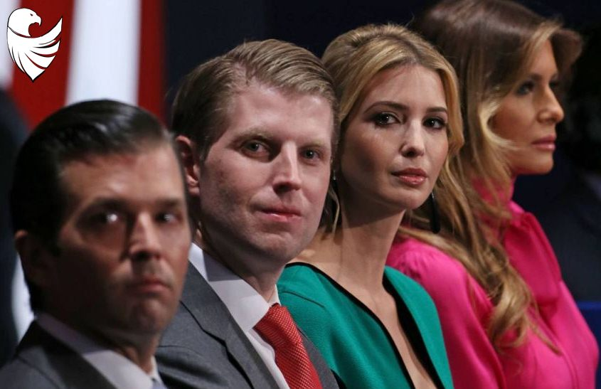 The Trump Family Political Business