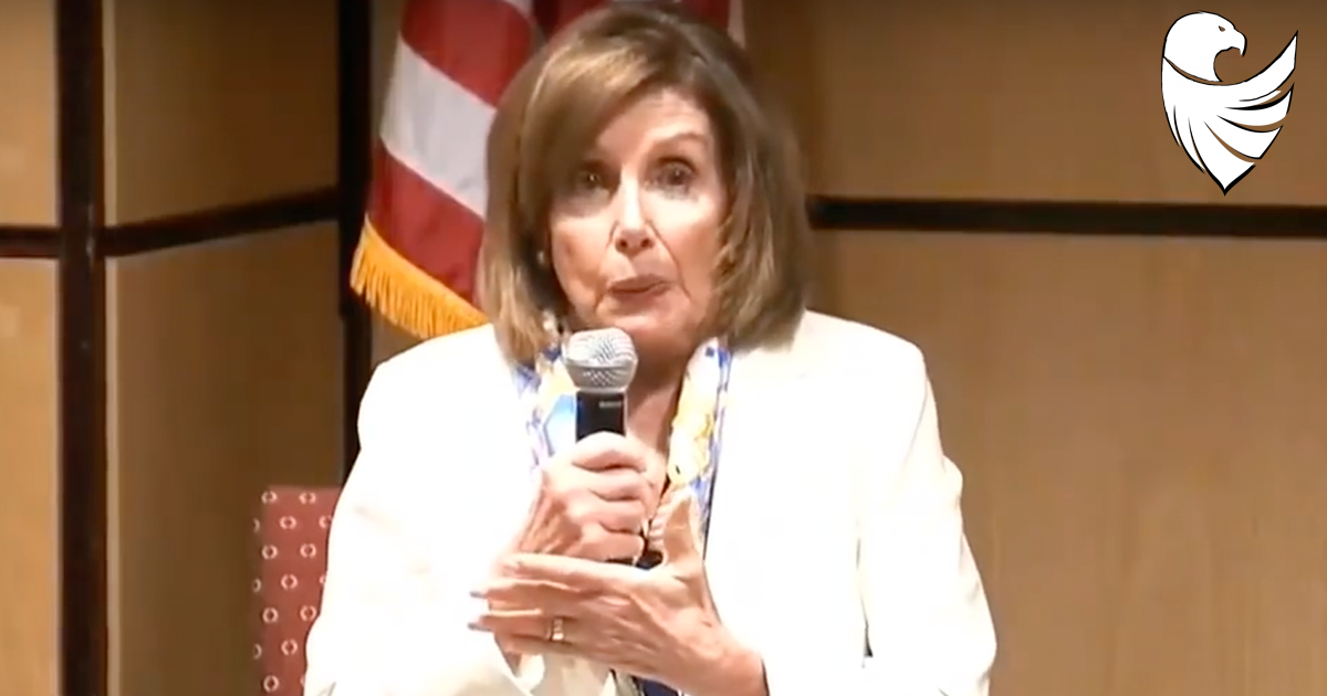 "WATCH: Pelosi Asks ""What is the Point?"" of Enforcing ""Interior"" Immigration Law"