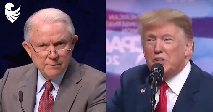 Trump Doesn't Hold Back, Calls Appointing Jeff Sessions His Biggest Mistake