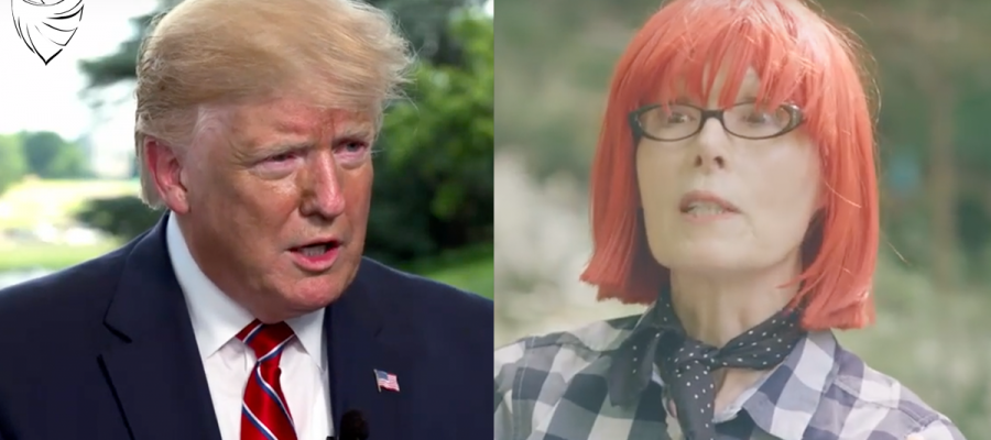 Trump Responds to Feminist Writer Who Claims He Raped Her