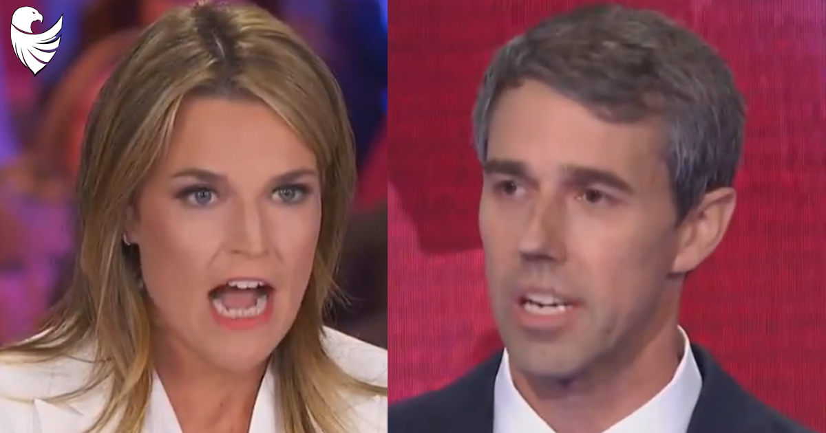 WATCH: Beto Refuses to Answer Question, Speaks in Spanish Instead