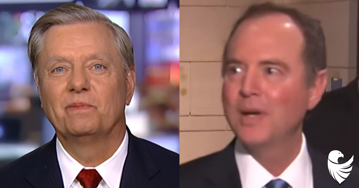 """WATCH: Graham Says Mueller Testifying Will """"Blow Up"""" in Dems' Faces"""