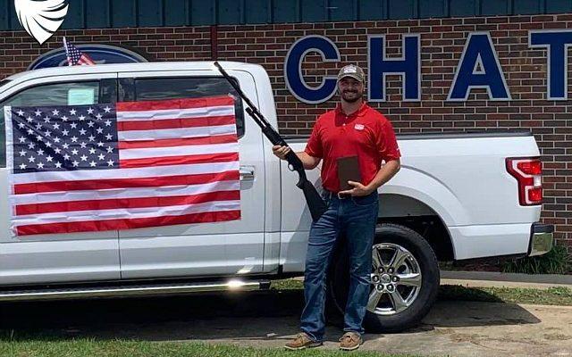 GOD, GUNS, AND FREEDOM