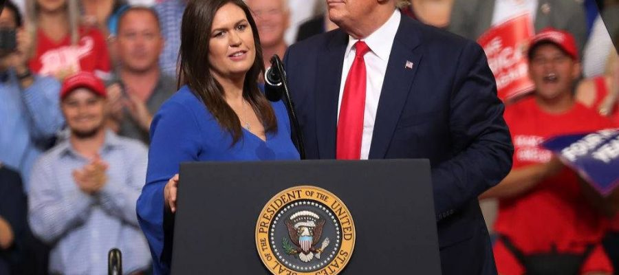 """BREAKING: Sarah Sanders """"Extremely Serious"""" about Run for Arkansas Governor"""