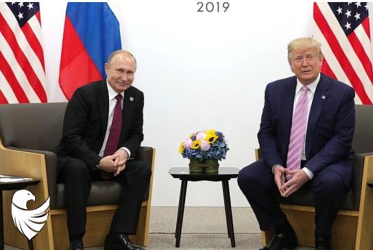 Vladimir Putin talked about the talks with Donald Trump