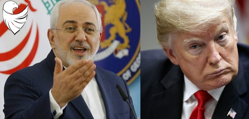 "Mohamed Jawad Zarif said a ""short war"" with Iran was an illusion."