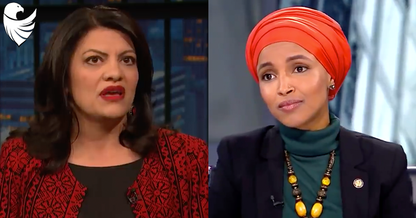 BREAKING: BOTH Omar and Tlaib Threatened to DEPORT People They Disagreed With!