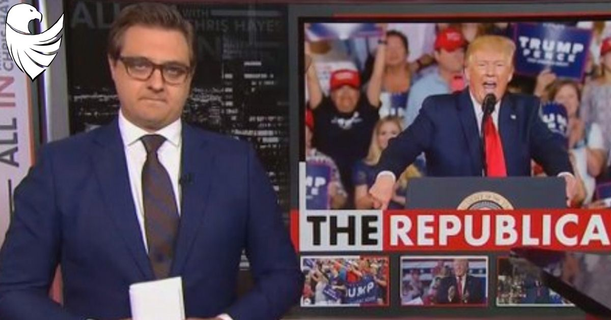 """Trump Supporters Fire Back After Chris Hayes Says Trumpism Must Be """"Confronted and Destroyed"""""""