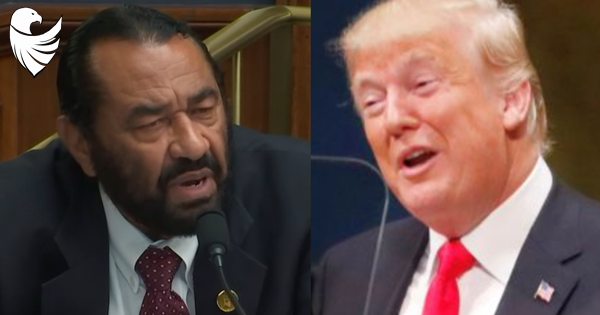 BREAKING: Trump Reacts as House Votes to Kill Al Green Effort to Impeach