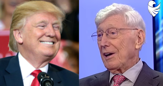 Trump Stands Up for Home Depot Co-Founder After Liberals Threaten Boycott